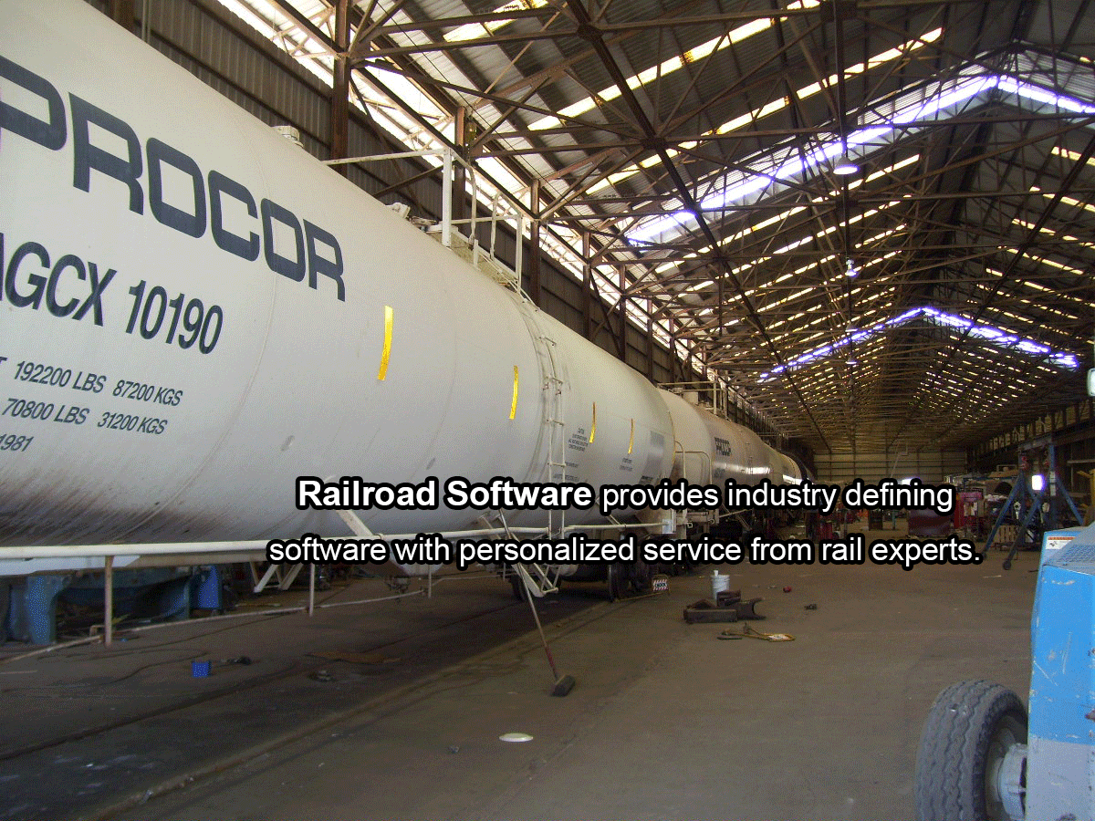 TrackAsset – Railroad and Rail Terminal Management Software